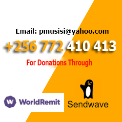 Share via Sendwave or WorldRemit